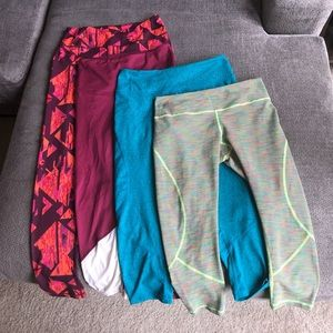 Zella Leggings Bundle Lot